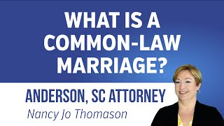 "What is a ""Common-Law"" Marriage?"