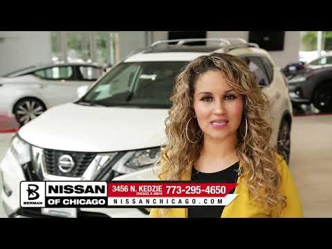 New 2019 Nissan Rogue SL