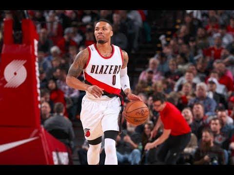 Portland Trail Blazers' Top 10 Plays of the 2016-2017 NBA Season