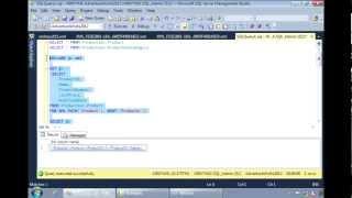 SQL Server 2012 - Generating XML from SQL Server tables