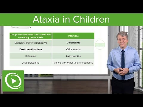 Ataxia In Children – Pediatrics | Lecturio