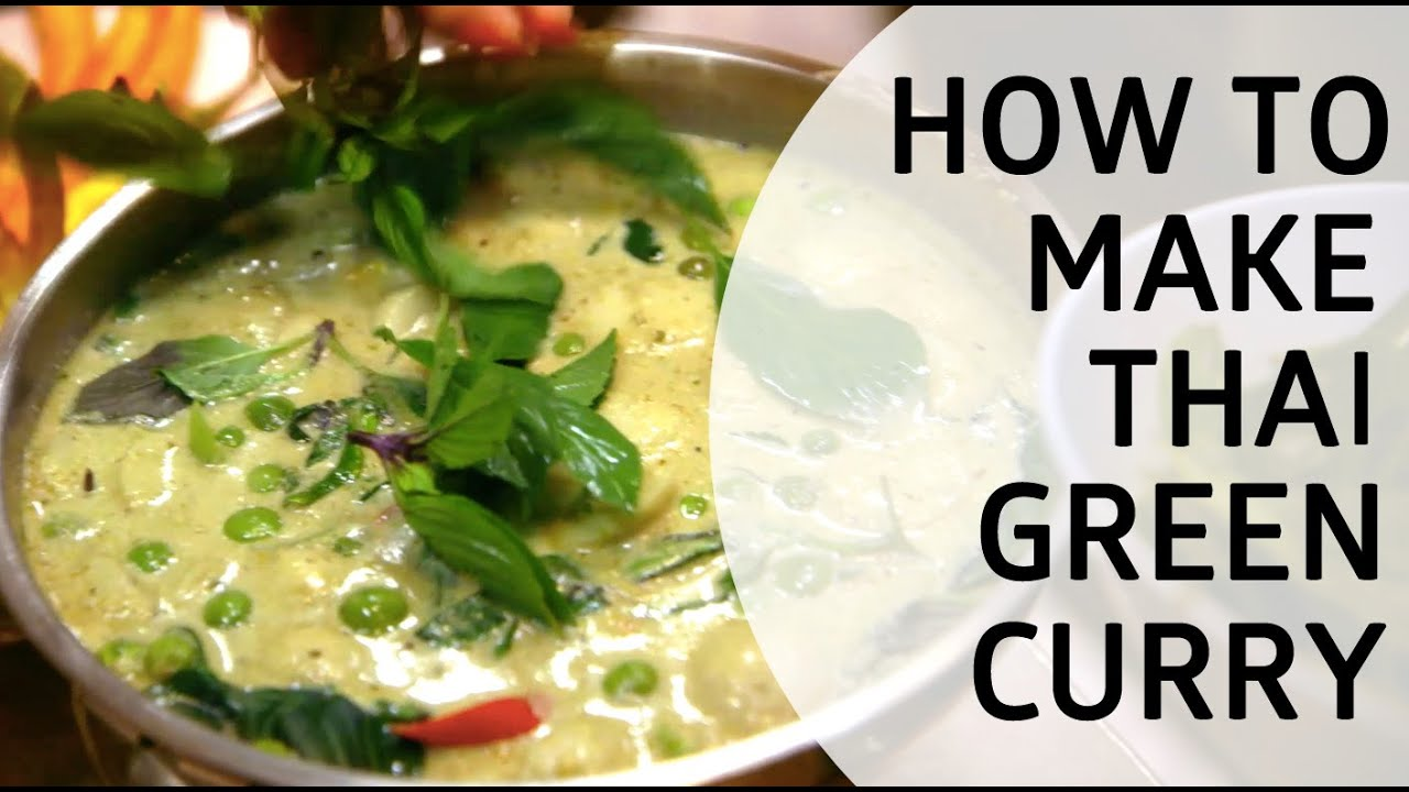What It Takes to Make Traditional Thai Green Curry with Campbell's —— [SPONSORED] thumbnail