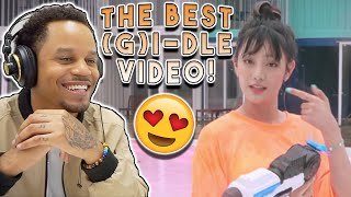 Reacting to (여자)아이들((G)I-DLE) - 'i'M THE TREND' Special Clip