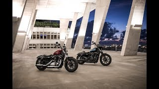 INTRODUCING THE NEW IRON 1200™ AND FORTY-EIGHT® SPECIAL.