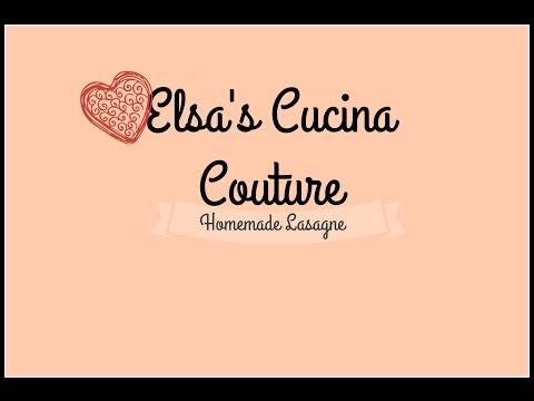 Bella Cucina - Homemade Lasagne