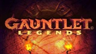 Gauntlet Legends Soundtrack N64