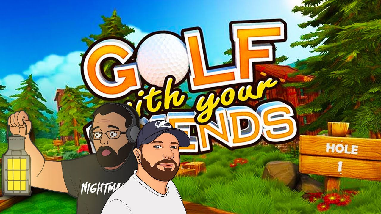 ⛳ Golf With Your Friends - Nights Naughty! ⛳ Let's Play! | TheNoob Official