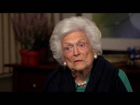 Beloved first lady Barbara Bush remembered