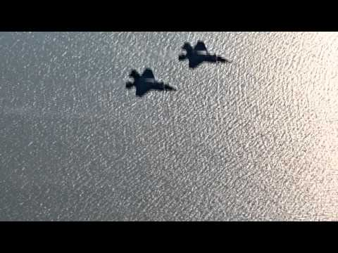 F-35B STOVL Mode Formation Flight Testing