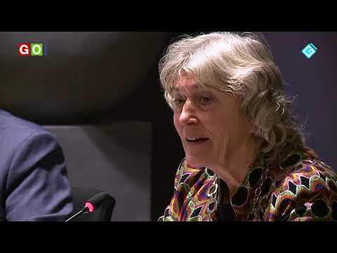 Cora-Yfke Sikkema aanbevolen als nieuwe burgemeester van Oldambt - RTV GO! Omroep Gemeente Oldambt