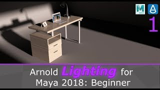 Maya Beginner: Lighting
