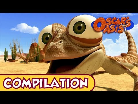Oscar's Oasis - OCTOBER COMPILATION [ 20 MINUTES ]