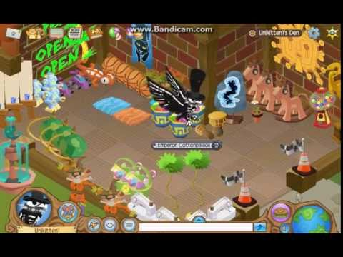 How to get den betas Really fast on animal Jam! - Free video