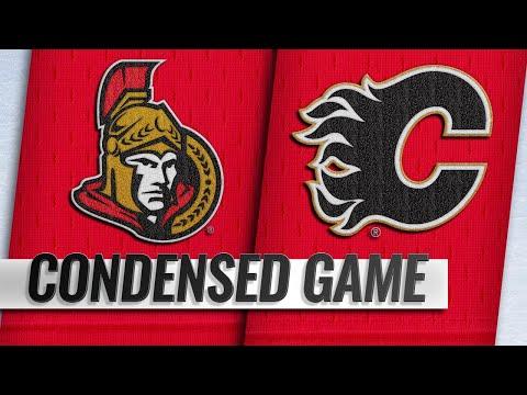 03/21/19 Condensed Game: Senators @ Flames