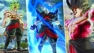 DBXV2: Top 5 Best & Custom CAC Transformations MODS Gameplay