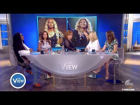 BeyHive: Upset About Beyonce's Wax Figure - The View