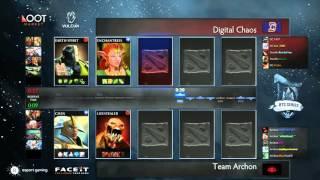 Archon vs DC - Game 3 - (BTS Americas 3 - Grand Final)  - KotLGuy & Maut