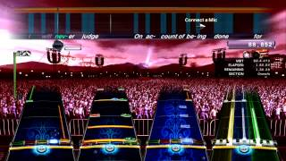 Children of Bodom - Done With Everything, Die For Nothing [RB3 Custom]
