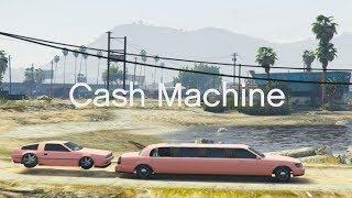 Oliver Tree Cash Machine