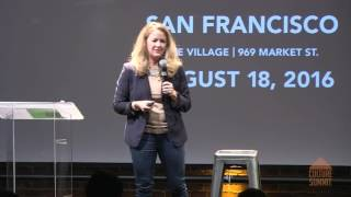 Culture Discussion with Anita Grantham, Chief People Officer at Pluralsight - Culture Summit 2016