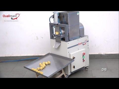 Khakhra Dough Ball Making Machine