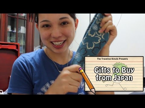 Video Gifts To Buy In Japan!