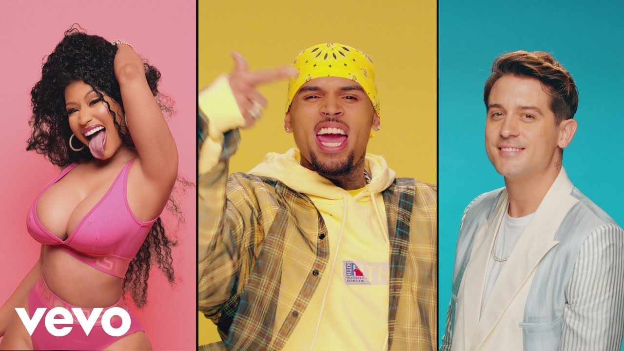 Chris Brown ft. Nicki Minaj, G-Eazy — Wobble Up
