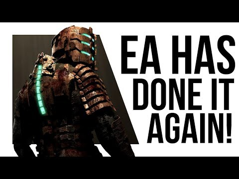 WHY does EA keep SHUTTING DOWN studios!?