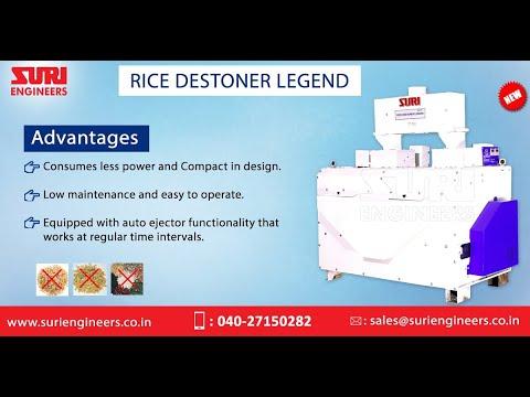 Rice Destoner Legend