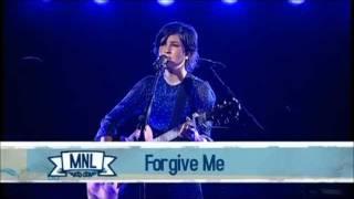 Missy Higgins - Forgive Me