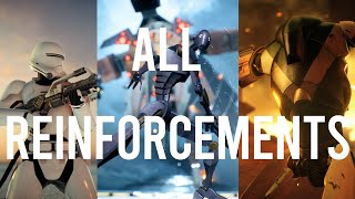 All Reinforcements Cinematic