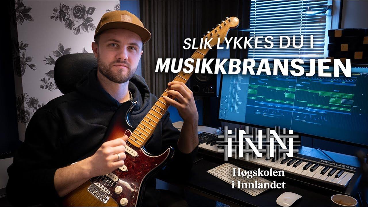 Slik lykkes du i musikkbransjen!
