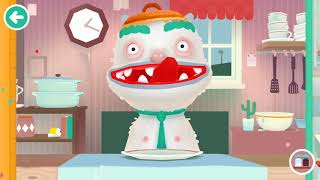 Toca Kitchen 2 - Best Cooking Kids Game  IOS and Android Gameplay