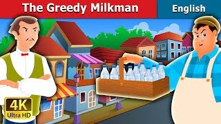 The Greedy Milkman Story in English   Stories for Teenagers   English Fairy Tales