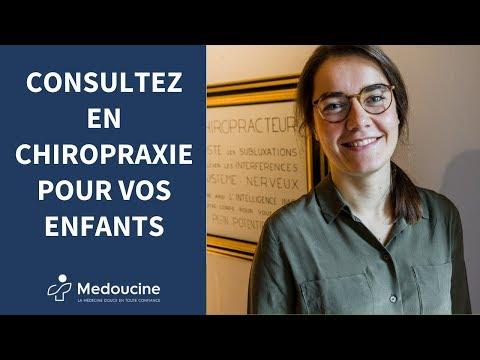 👶 Comment ACCOMPAGNER les ENFANTS avec la CHIROPRAXIE ? Par France Deffrennes 👶