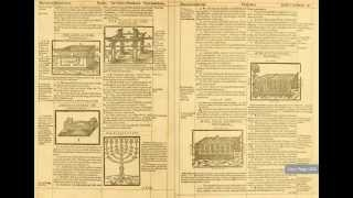Illustrated Bible From 1615 With Missing Books, Full Genealogy, Timeline Of Revelations