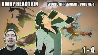 RWBY Volume 4 Character Short - Reaction and Review - AJ Rich