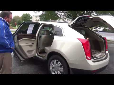 Used 2015 Cadillac SRX Luxury AWD For Sale At Honda Cars Of Bellevue...an Omaha Honda Dealer!