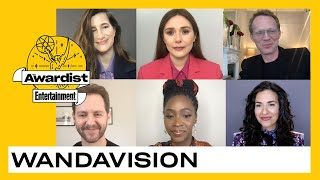 'WandaVision' Cast And Creators Reflects On Season 1 Success | The Awardist | Entertainment Weekly
