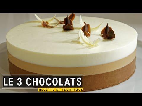 The 3 chocolates