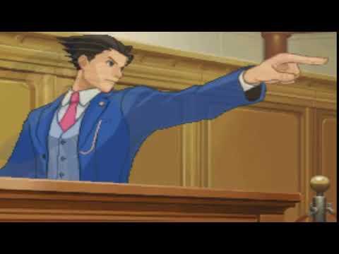 Мразь! (Phoenix Wright Ace Attorney)