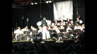 preview picture of video 'Tamburica Uzlop - Križevačka suita - koncert&vino 27.05.12 - Uzlop/Oslip -- AUT'