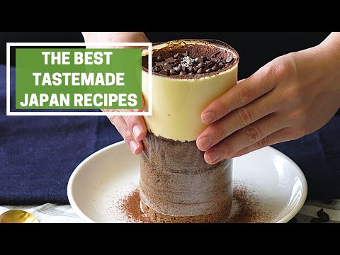 Tiramisu Recipe (& 8 Other Great Original Recipes) | Tastemade Japan