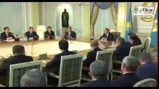 Вау! Об этом говорит Назарбаев Нурсултан Абишевич, президент Республики Казахстан.