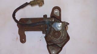 Vehicle wiper motor Restoration