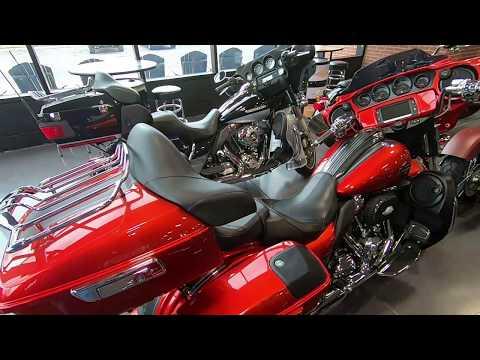 2018 Harley-Davidson CVO Street Glide FLHXSE