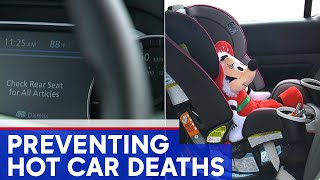 Congratulations to Nissan: Nissan adds safety feature hoping to prevent hot car child deaths