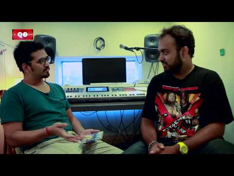 Amit Trivedi || Talks About Dev D ||  Part 1