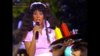 Donna Summer - She Works Hard For The Money - 1985