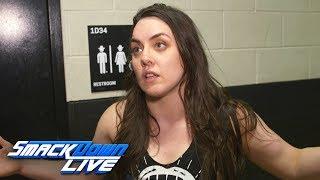Nikki Cross looks for Alexa Bliss: SmackDown Exclusive, July 2, 2019